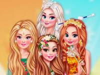 play Princesses Of The 4 Seasons
