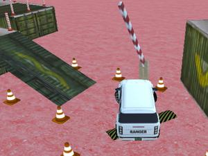 play Classic Jeep Sim Parking 2020