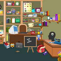 Study-Room-Hidden-Objects game