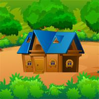 Ancient-Wooden-House-Escape game