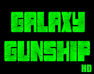 play Galaxy Gunship Hd