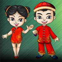 play Amgel Chinese New Year Escape
