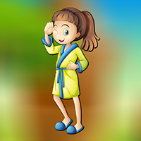 play Karate Girl Escape