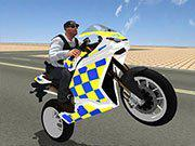 Super Stunt Police Bike Simulator 3D game