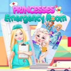 play Princesses Emergency Room