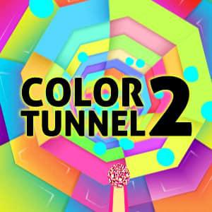 Color Tunnel 2 game