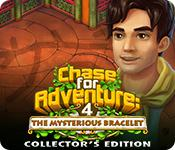 play Chase For Adventure 4: The Mysterious Bracelet Collector'S Edition
