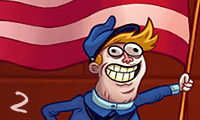 play Trollface Quest: Usa 2