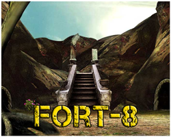 play Big Fort Escape-8