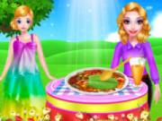 play Super Mommy Cooking Vegetable Curry