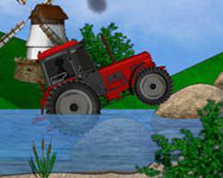 play Tractor Trial Html5