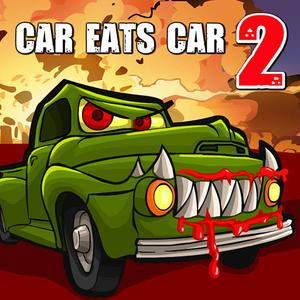 play Car Eats Car 2