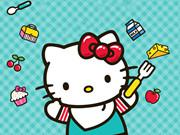 Hello Kitty Lunchbox game