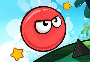 play Red Ball Forever 2