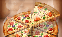 Hippo Pizza Chef game