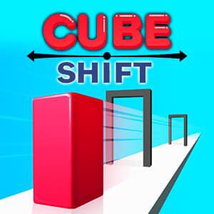 Cube Shift game