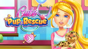 play Cute Pup Rescue