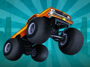 play Monster Truck Vs Zombie