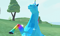 Unicorn Family Simulator game
