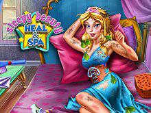 Sleepy Beauty Heal And Spa game