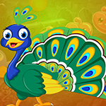 play Graceful Peacock Escape