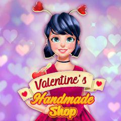 Valentine'S Handmade Shop game