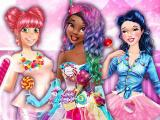 Sweet Party With Princesses game