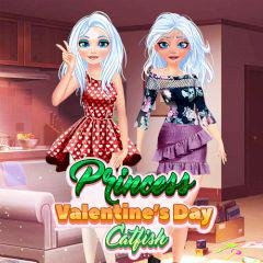 Princess Valentine'S Day Catfish game