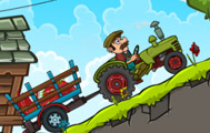 Game Tractor Delivery game