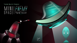 play Enemy Flying Saucer