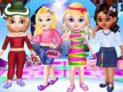 play Little Princesses Fashion Competition