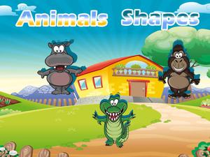 play Animals Shapes