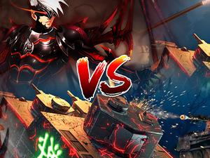 Tank Vs Demons game