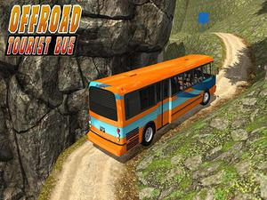 Uphill Climb Bus Driving Simulator Sim 3D game