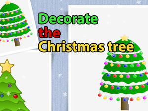 play Decorate The Christmas Tree