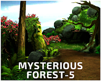 Mysteries Forest Escape-5 game