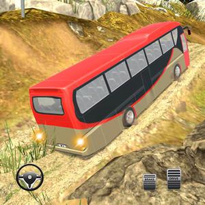 play Uphill Climb Bus Driving Simulator Sim 3D