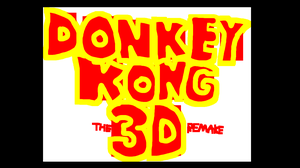 play Donkey Kong: The 3D Remake