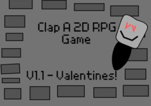 Clap - A 2D Rpg Game game