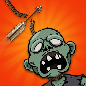 Zombie Cut The Rope game