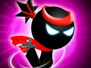 Stickman Ninja Warriors game