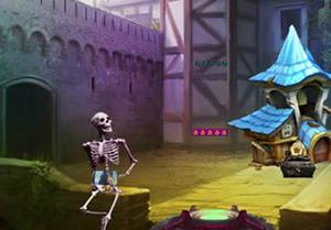 Escape From Fantasy City game