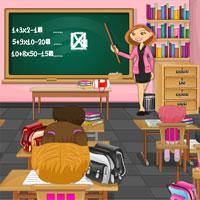 Escape-From-Class-Room-Tollfreegames game