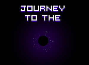 Journey To The Black Hole game