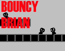 Bouncy Brian game
