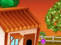 Tiled Roof House Escape game