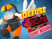 Defuse The Bomb: Secret Mission game