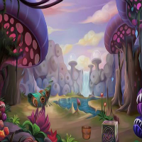 Fun Fantasy Forest Fun Escape game