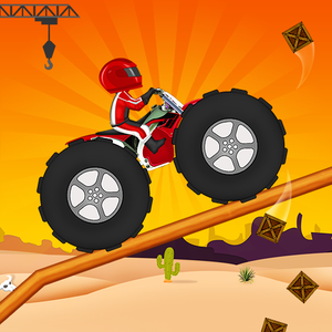Monster Bike Stunts game