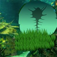 Beg Fantasy Underwater Seahorse Escape game
